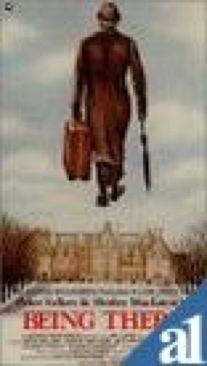 Being There - VHS cover