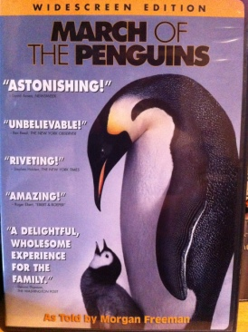 March of the Penguins - DVD cover