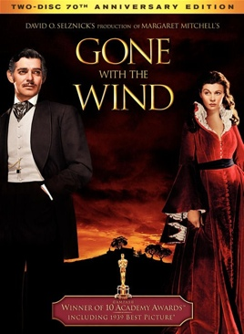 Gone with the Wind - UMD cover