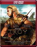 Troy - HD DVD cover