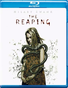 The Reaping - Blu-ray cover