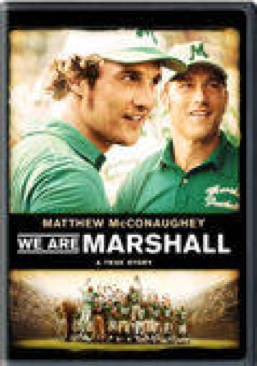 We Are Marshall - DVD cover