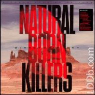 Natural Born Killers - Laser Disc cover