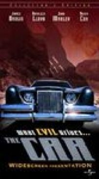 The Car - VHS cover