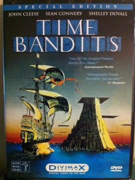 Time Bandits - Video CD cover