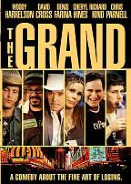 The Grand - DVD cover