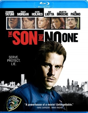 The Son Of No One - Blu-ray cover