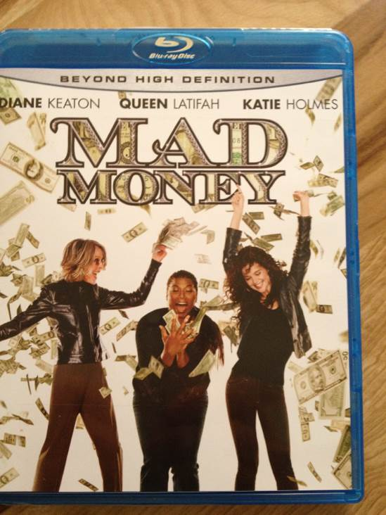 Mad Money -  cover