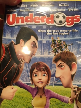 Underdogs movie