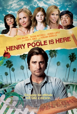 Henry Poole is Here - DVD cover