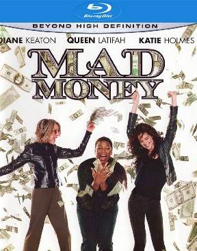 Mad Money - Blu-ray cover
