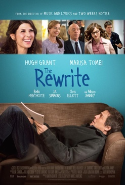 The Rewrite - DVD cover
