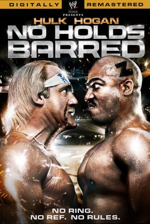 No Holds Barred -  cover