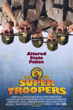 Super Troopers - DVD cover