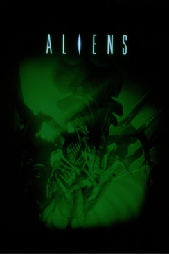 Aliens - Blu-ray cover