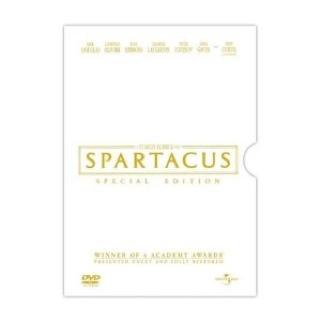 Spartacus - DVD cover