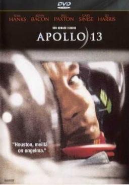 Apollo 13 - HD DVD cover