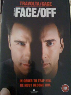 Face/Off - CED cover