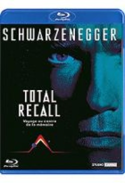 Total Recall - Blu-ray cover