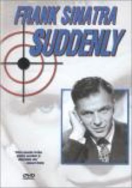 Suddenly - DVD cover