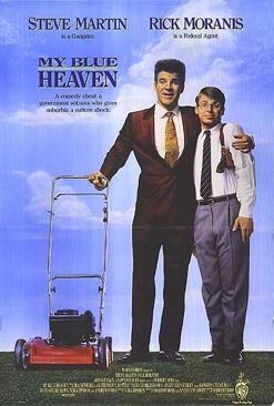 My Blue Heaven - DVD cover