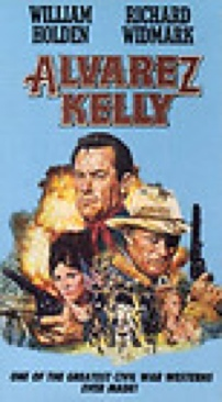Alvarez Kelly - VHS cover