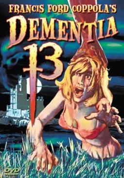 Dementia 13 - VHS cover