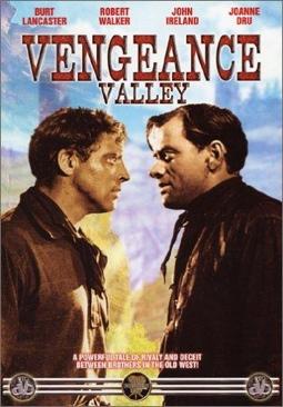 Vengeance Valley - DVD cover