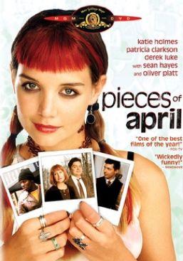 Pieces of April - Laser Disc cover