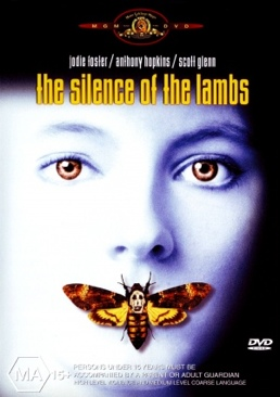 The Silence of the Lambs - VHS cover