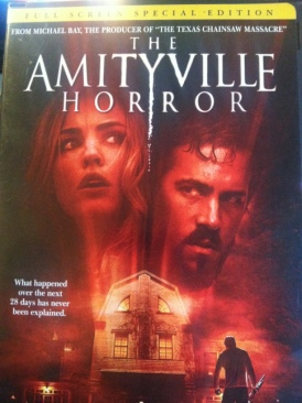 The Amityville Horror DISK - DVD cover