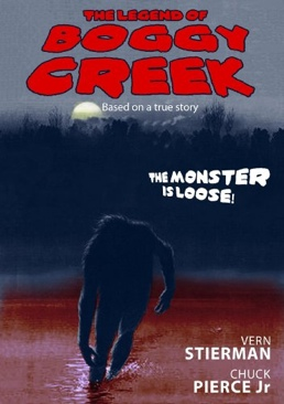 The Legend Of Boggy Creek -375 - DVD cover