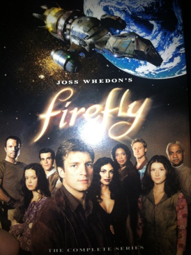 Firefly: The Complete Series -  cover