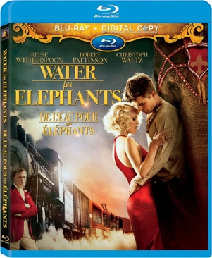 Water For Elephants - Laser Disc cover
