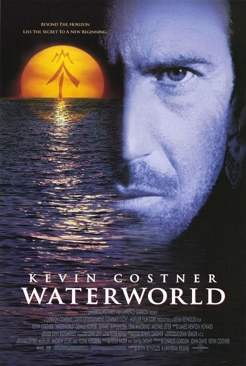 Waterworld - Laser Disc cover