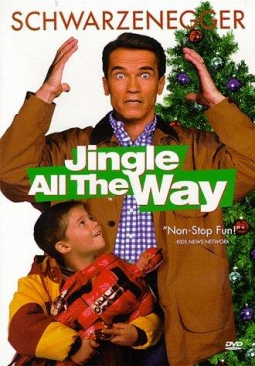 Jingle All the Way - VHS cover