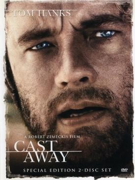 Cast Away - DVD cover