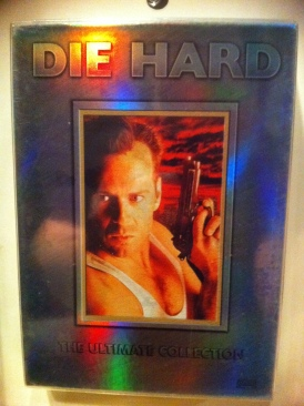 Die Hard: The Ultimate Collection - DVD cover