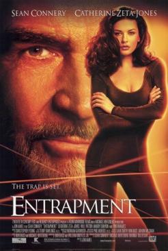 Entrapment - DVD cover