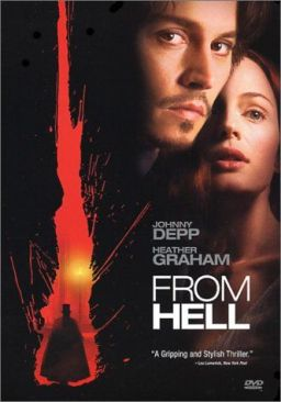 From Hell - VHS cover