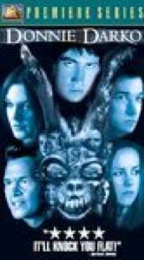 Donnie Darko - VHS cover