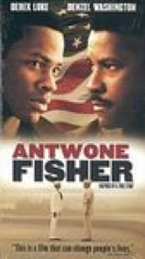 Antwone Fisher - VHS cover