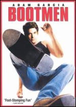 Bootmen - HD DVD cover