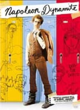 Napoleon Dynamite - DVD cover