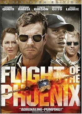 Flight of the Phoenix - DVD cover