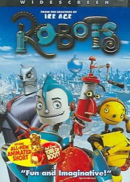 Robots - DVD cover