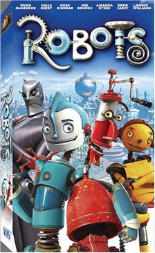 Robots - VHS cover