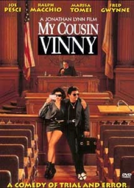 My Cousin Vinny - DVD cover