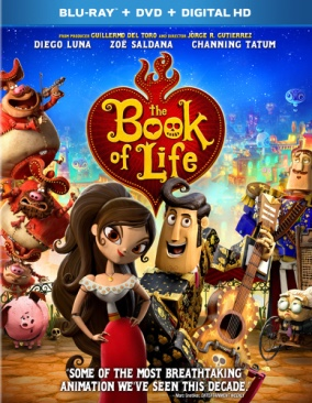 Vudu - The Book Of Life -  cover