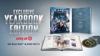 X-Men: Apocalypse - Blu-ray cover